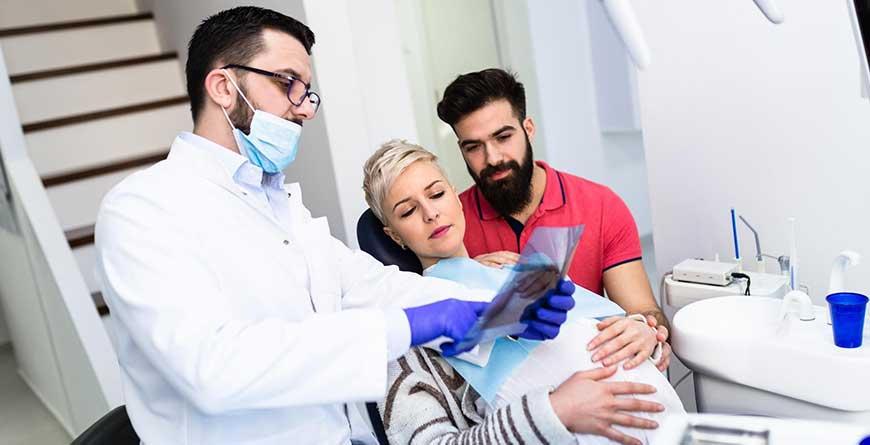 le-cure-dentali-in-gravidanza
