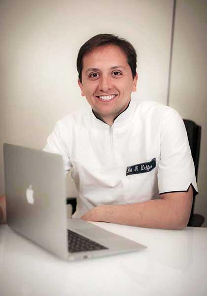 Dottore Roberto Delfino Odontoiatra