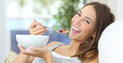 Tutti a dieta per la prova… sorriso