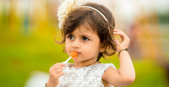 carie nei bambini