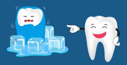 Denti sensibili: causa e trattamento